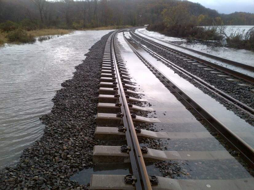New Paper Reveals Rail Industry Was Leader in Climate DenialEfforts