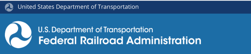 ACTION ALERT:  Federal Railroad Administration Launches Web Portal For Public to Report Blocked RailroadCrossings