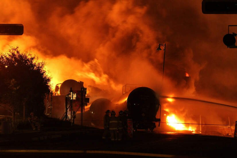 Safety Can't Be a 'Pretext' for Regulating Unsafe Oil Trains, Says TrumpAdmin