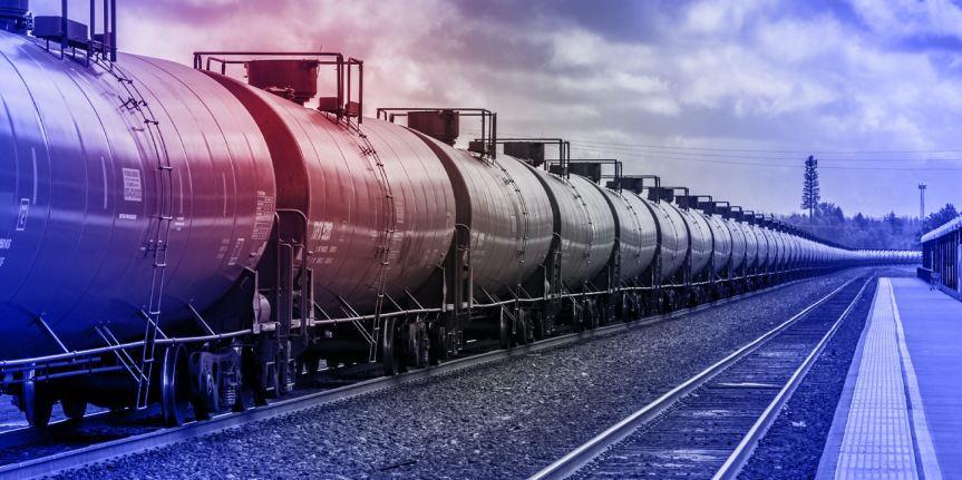 Amid Terror Warnings, Railroad Industry Group Passed Intel On Environmental Journalist ToCops