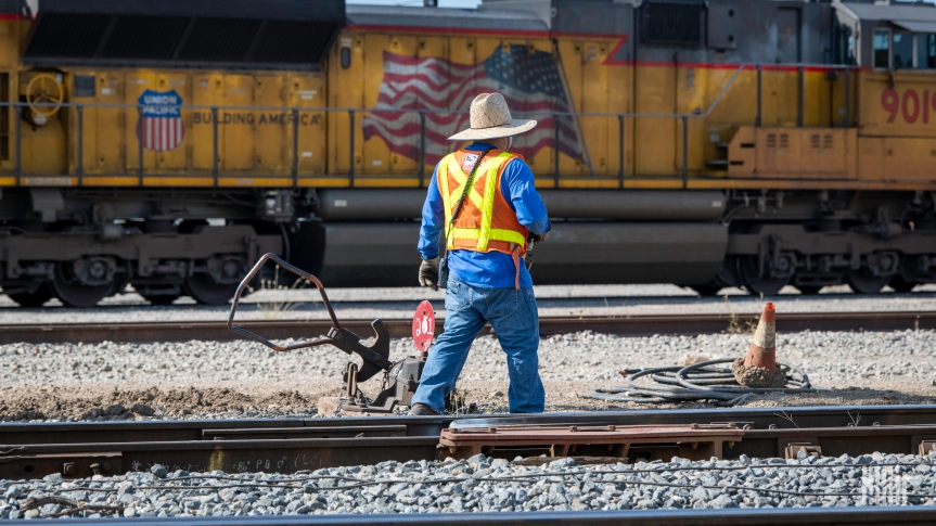 Viewpoint: Why is rail being left out of regulatorydiscussions?