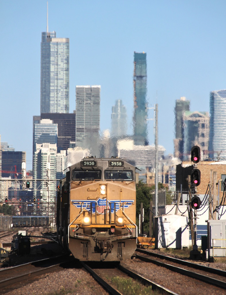 STB chairman critical of Wall Street influence on railroads, questions need formergers